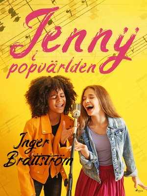 cover image of Jenny i popvärlden
