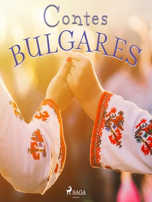 cover image of Contes bulgares