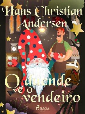 cover image of O duende e o vendeiro