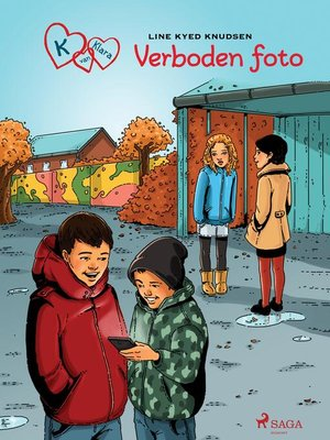 cover image of K van Klara 15--Verboden foto