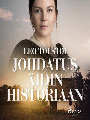 cover image of Johdatus äidin historiaan