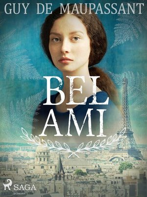 cover image of Bel-Ami