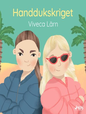 cover image of Handdukskriget