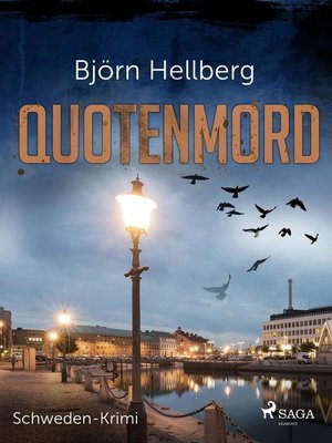 cover image of Quotenmord--Schweden-Krimi