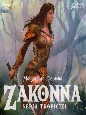 cover image of Zakonna
