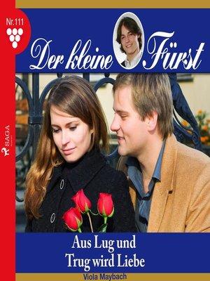 cover image of Der kleine Fürst, 111