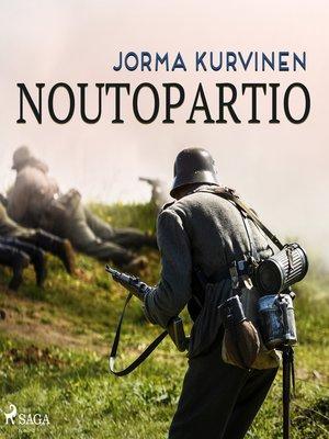 cover image of Noutopartio