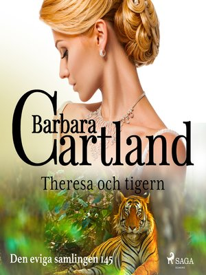 cover image of Theresa och tigern