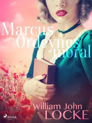 cover image of Marcus Ordeynes moral