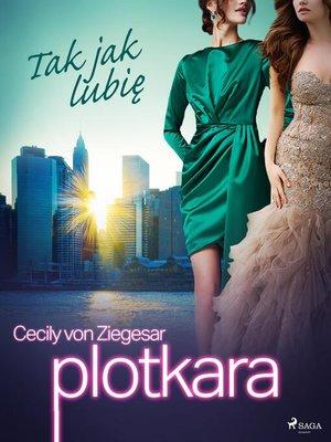 cover image of Plotkara 5