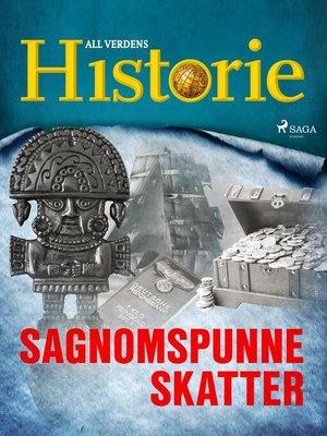 cover image of Sagnomspunne skatter