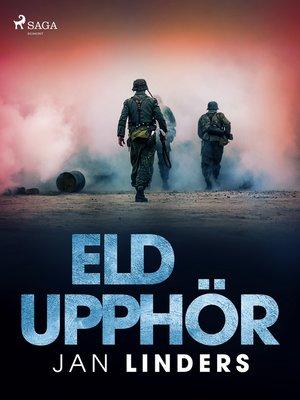 cover image of Eld upphör