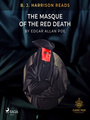 cover image of B.J. Harrison Reads the Masque of the Red Death