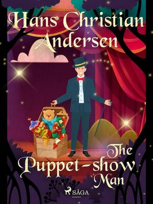 cover image of The Puppet-show Man