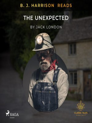 cover image of B. J. Harrison Reads the Unexpected