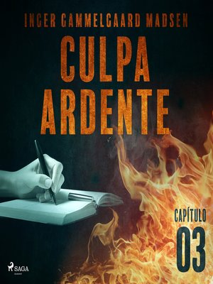 cover image of Culpa ardente--Capítulo 3