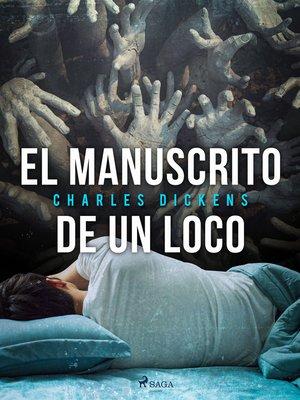 cover image of El manuscrito de un loco