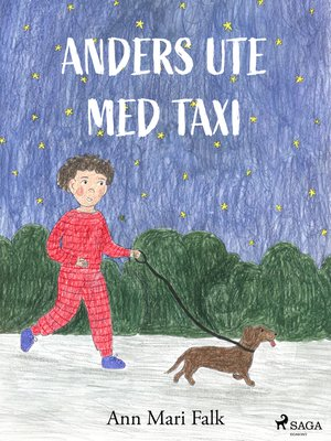 cover image of Anders ute med Taxi