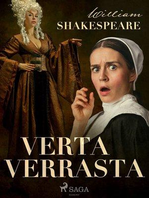 cover image of Verta verrasta
