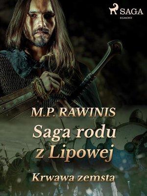 cover image of Saga rodu z Lipowej 30