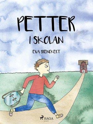 cover image of Petter i skolan – VERSALER