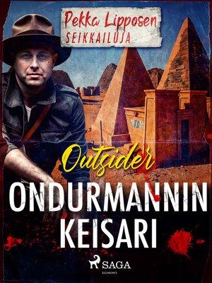 cover image of Ondurmannin keisari