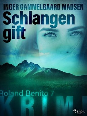 cover image of Schlangengift--Roland Benito-Krimi 7