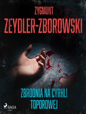 cover image of Zbrodnia na Cyrhli Toporowej