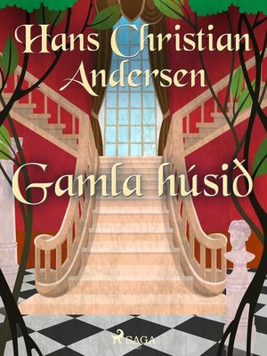 cover image of Gamla húsið