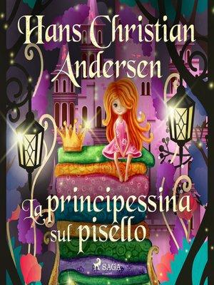 cover image of La principessina sul pisello