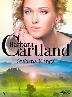 cover image of Srebrna Klinga--Ponadczasowe historie miłosne Barbary Cartland