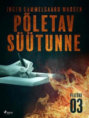 cover image of Põletav süütunne – 3. peatükk