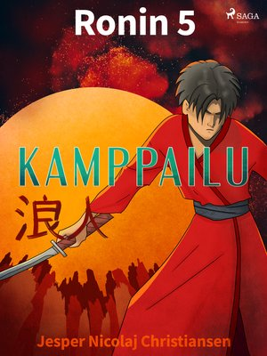 cover image of Ronin 5--Kamppailu