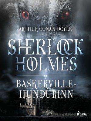 cover image of Baskerville-hundurinn