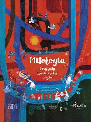 cover image of Mitologia--Przygody słowiańskich bogów