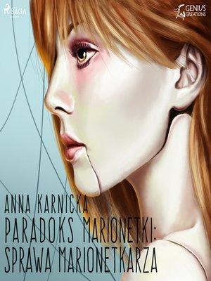 cover image of Sprawa Marionetkarza