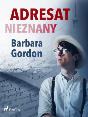 cover image of Adresat nieznany