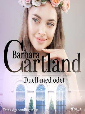 cover image of Duell med ödet