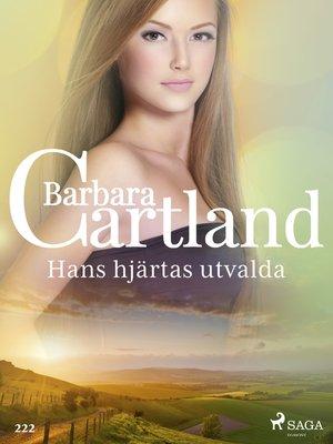 cover image of Hans hjärtas utvalda