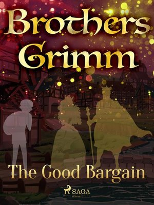 cover image of The Good Bargain