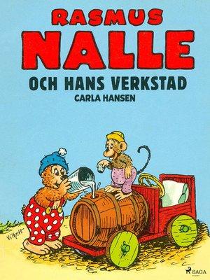 cover image of Rasmus Nalle och hans verkstad
