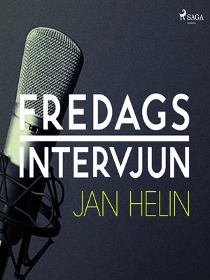 cover image of Fredagsintervjun--Jan Helin