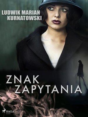 cover image of Znak zapytania