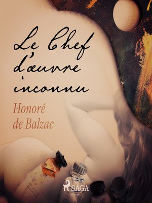 cover image of Le Chef d'œuvre inconnu