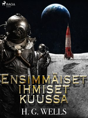 cover image of Ensimmäiset ihmiset kuussa