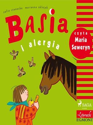 cover image of Basia i alergia