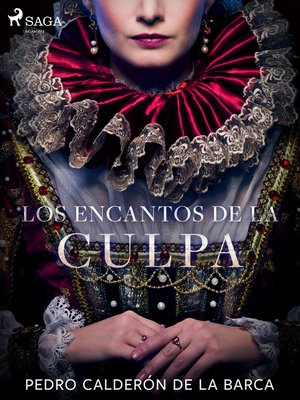 cover image of Los encantos de la culpa