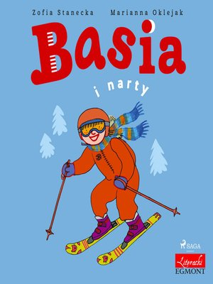 cover image of Basia i narty