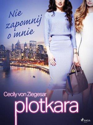 cover image of Plotkara 11