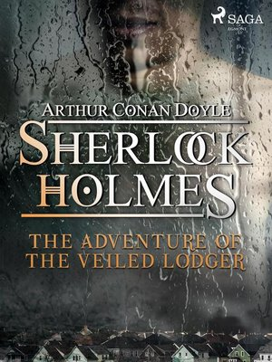 cover image of The Adventure of the Veiled Lodger